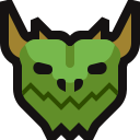 Mutant Standard's dragon emoji design, from v0.0.6 to v0.2.2