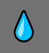Mutant Standard's water drop emoji